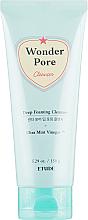 Parfums et Produits cosmétiques Mousse nettoyante à l'extrait de menthe des champs pour visage - Etude House Wonder Pore Deep Foaming Cleanser 10 in 1