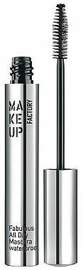 Mascara volumateur waterproof - Make Up Factory Fabulous All Day Mascara Waterproof — Photo N2