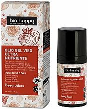 Parfums et Produits cosmétiques Gel à l'huile de tomate et baies de goji pour visage - Bio Happy Face Gel Oiltomato And Goji Berry