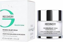 Parfums et Produits cosmétiques Crème à l'huile de graines de jojoba pour visage - Gigi Recovery Redness Relief Creme