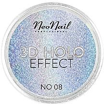 Parfums et Produits cosmétiques Poudre pour ongles - NeoNail Professional 3D Holo Effect