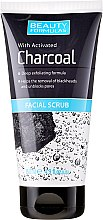 Parfums et Produits cosmétiques Gommage au charbon actif pour visage - Beauty Formulas Charcoal Facial Scrub
