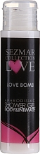 Parfums et Produits cosmétiques Gel douche - Sezmar Collection Love Love Bomb Aphrodisiac Shower Gel (mini)