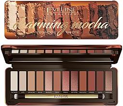 Parfums et Produits cosmétiques Palette de fards à paupières - Eveline Cosmetics Charming Mocha Eyeshadow
