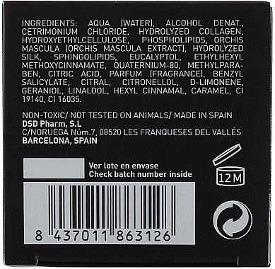 Après-shampooing aux protéines de soie № 5.2 - Divination Simone De Luxe Dixidox DeLuxe Steel and Silk Treatment Balsam — Photo N5
