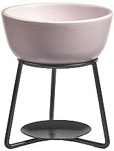 Parfums et Produits cosmétiques Brûleur à tartelettes - Yankee Candle Grey Lilac Pebble Wax Melt Warmer
