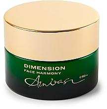 Parfums et Produits cosmétiques Crème aromathérapeutique à l'huile de menthe poivrée et d'olive pour visage - Ambasz Aromatherapeutic Dimension Face Harmony Cream