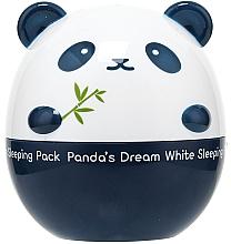 Parfums et Produits cosmétiques Masque de nuit à l'extrait de romarin - Tony Moly Panda's Dream White Sleeping Pack