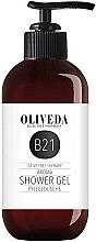 Parfums et Produits cosmétiques Gel douche à l'huile d'olive - Oliveda B21 Care Shower Aroma