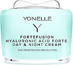 Parfums et Produits cosmétiques Crème de jour et nuit à l'acide hyaluronique - Yonelle Fortefusion Hyaluronic Acid Forte Day & Night Cream