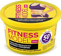 Parfums et Produits cosmétiques Procédure de réchauffement corporel Perte de poids express - FitoKosmetik Hair Fitness Model