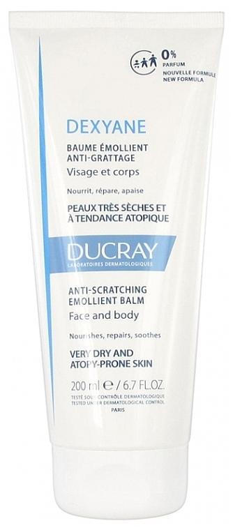 Baume émollient pour visage et corps - Ducray Dexyane Anti-Scratch Emollient Balm