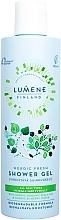 Parfums et Produits cosmétiques Gel douche à la sève de bouleau nordique - Lumene Nordic Fresh Shower Gel