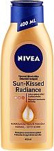 Parfums et Produits cosmétiques Lotion autobronzante pour corps, effet foncé - Nivea Body Nivea Bronze Effect Dark