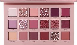 Parfums et Produits cosmétiques Palette professionnelle de fards à paupières - Huda Beauty The New Nude Eye Shadow Palette