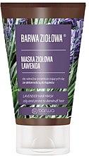 Parfums et Produits cosmétiques Masque naturel à la lavande pour cheveux gras - Barwa Lawender Herb Mask