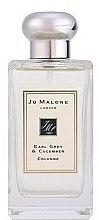Parfums et Produits cosmétiques Jo Malone Earl Grey & Cucumber - Eau de Cologne (testeur avec bouchon)