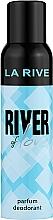 La Rive River Of Love - Set (eau de parfum/100ml + déodorant/150ml) — Photo N3
