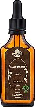 Parfums et Produits cosmétiques Mélange de cinq huiles essentielles pour visage et barbe - BioMan Essential Mix Lemon Balm Soothe