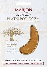 Parfums et Produits cosmétiques Patchs au collagène pour le contour des yeux - Marion Golden Skin Care Collagens Flakes Eye
