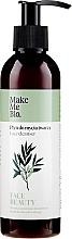 Parfums et Produits cosmétiques Soin nettoyant à l'huile d'arbre à thé pour visage - Make Me Bio Face Beauty Face Cleanser