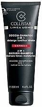 Parfums et Produits cosmétiques Gel douche et shampooing 3 en 1 - Collistar Linea Uomo Doccia-shampoo 3 in 1