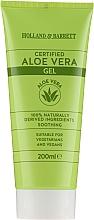 Parfums et Produits cosmétiques Gel au jus d'aloe vera pour corps - Holland & Barrett Certified Aloe Vera Gel