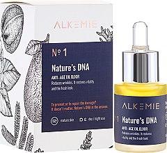 Parfums et Produits cosmétiques Élixir à l'huile de riz et Q10 pour visage - Alkemie Nature's DNA Oil Elixir