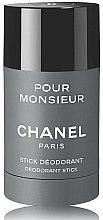 Parfums et Produits cosmétiques Chanel Pour Monsieur - Déodorant stick parfumé