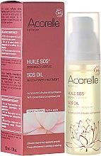 Parfums et Produits cosmétiques Huile SOS régénérante - Acorelle Huile SOS Argan Oil