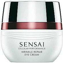 Parfums et Produits cosmétiques Crème à l'huile d'olive contour des yeux - Kanebo Sensai Cellular Performance Wrinkle Repair Eye Cream