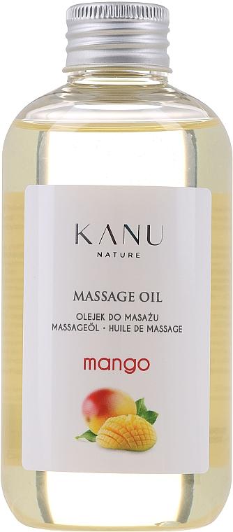 Huile de massage Mangue - Kanu Nature Mango Massage Oil