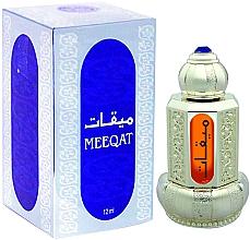 Parfums et Produits cosmétiques Al Haramain Meeqat Silver - Huile de Parfum