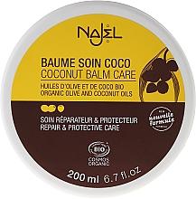 Parfums et Produits cosmétiques Baume à la noix de coco pour corps - Najel Coconut Care Balm