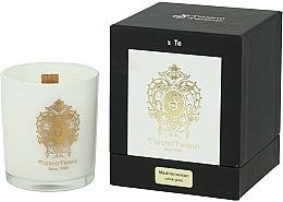 Parfums et Produits cosmétiques Tiziana Terenzi Mediterranean Scented Candle White Glass - Bougie parfumée