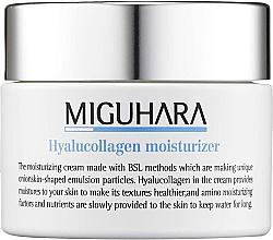 Parfums et Produits cosmétiques Crème au collagène et hyaluron pour visage - Miguhara Hyalucollagen Moisturizer