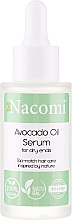 Parfums et Produits cosmétiques Sérum à l'huile d'avocat pour cheveux - Nacomi Natural With Avocado Oil Serum