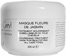 Parfums et Produits cosmétiques Masque au jasmin pour cheveux - Leonor Greyl Masque Fleurs De Jasmin