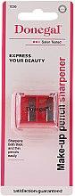 Parfums et Produits cosmétiques Taille-crayon double, 1036, rouge - Donegal