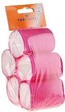 Parfums et Produits cosmétiques Rouleaux à cheveux 5 pcs, 44 mm, 3455 - Top Choice