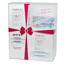 Parfums et Produits cosmétiques Coffret cadeau - Floslek Skin Care Expert Sphere-3D (cream/10.5g+serum/30ml)