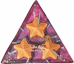 Parfums et Produits cosmétiques Bubble T Star Bath Fizzers Partea Lights - Set (bombes de bain/3x50g)