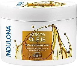 Parfums et Produits cosmétiques Crème à l'huile d'argan pour corps - Indulona Nourishing Body Cream With Rare Oils