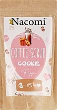 Parfums et Produits cosmétiques Gommage corporel au café, au frappé et aux cookies - Nacomi Coffee Scrub Cookie