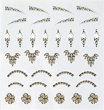 Parfums et Produits cosmétiques Autocollants pour ongles, Strass - Peggy Sage Decorative Nail Stickers Jewel