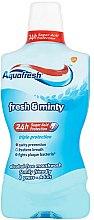Parfums et Produits cosmétiques Bain de bouche sans alcool - Aquafresh Extra Fresh