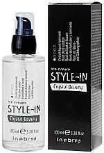 Parfums et Produits cosmétiques Fluide brillant et lissant pour cheveux - Inebrya Style-In Crystal Beauty