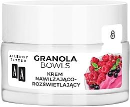 Crème hydratante pour visage - AA Granola Bowls — Photo N2