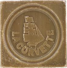 Parfums et Produits cosmétiques Savon de Marseille à 72% d'huile d'olive - La Corvette Savon de Marseille Olive