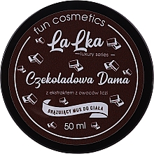 Parfums et Produits cosmétiques Mousse bronzante à l'extrait de fruit de litchi pour corps - Lalka